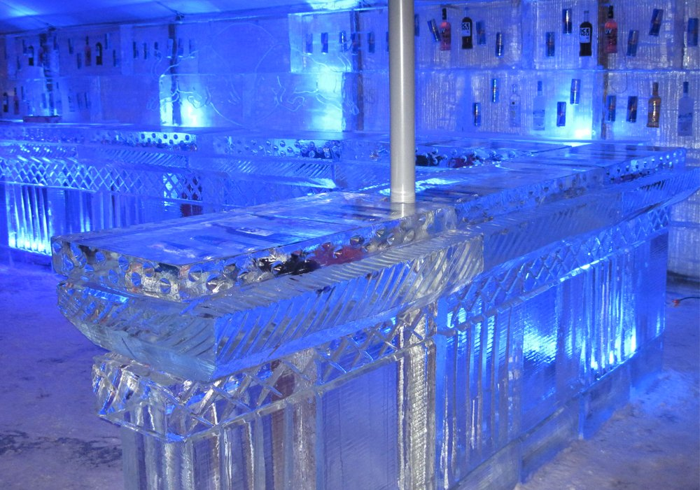 Ice Bar Rental