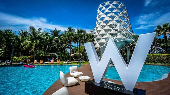 The W in Singapore