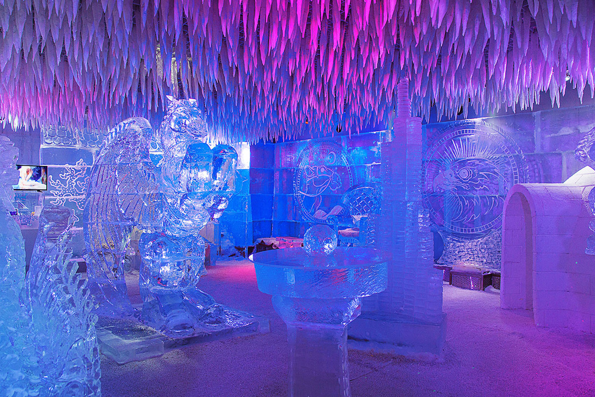 10 Ice Bars You Have to See to Believe