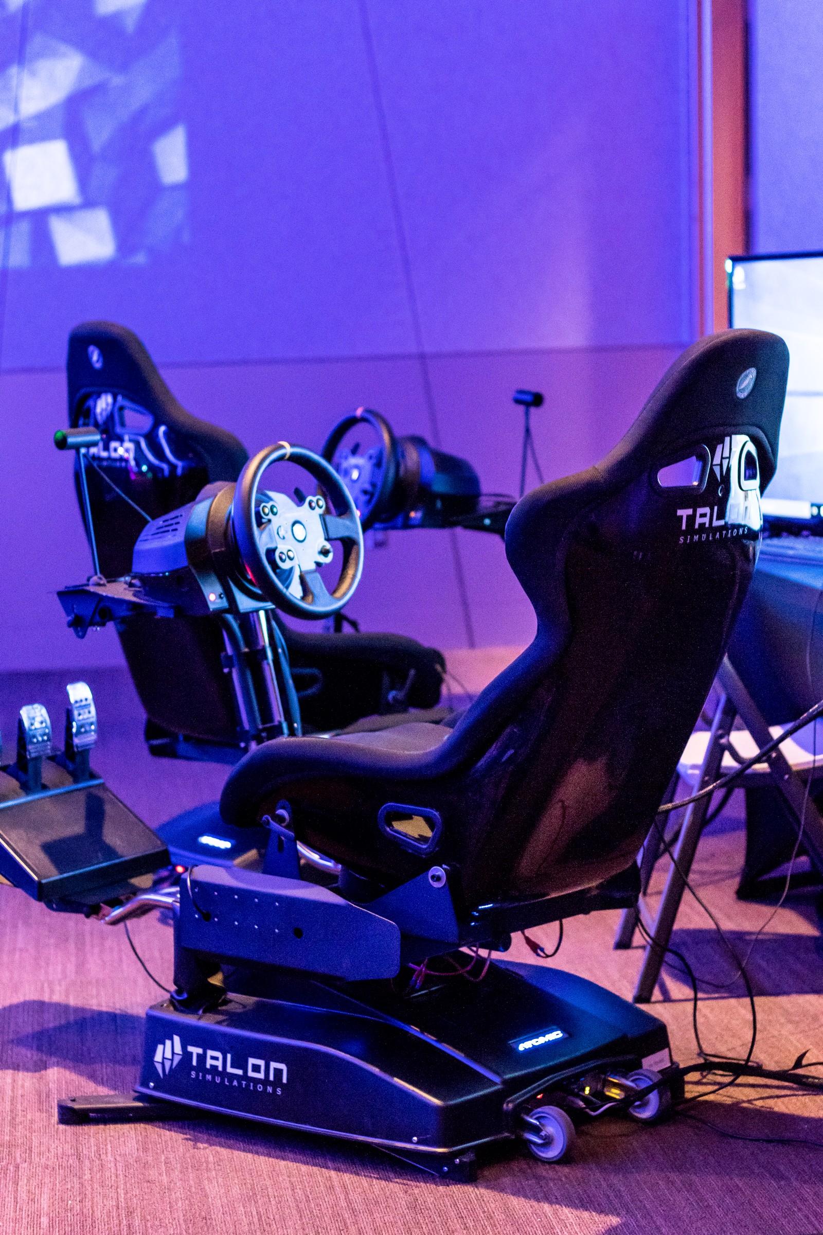 Oculus Virtual Reality Full-Motion Simulator Rental — National Event