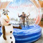 12′ Giant Snow Globe