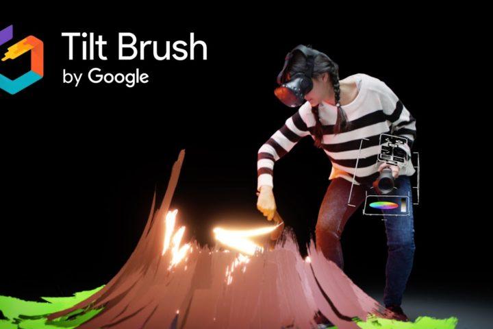 Tilt Brush