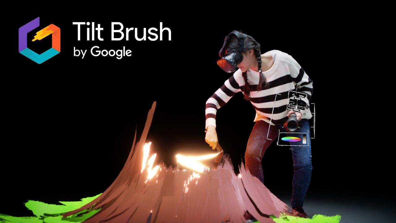 Google Tilt Brush Rental