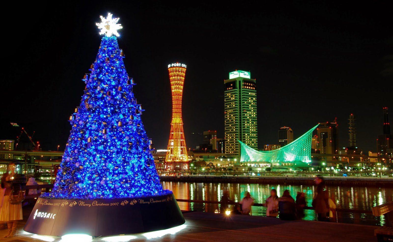 Kobe Port Osaka Japan