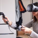 HTC Vive VR Stations