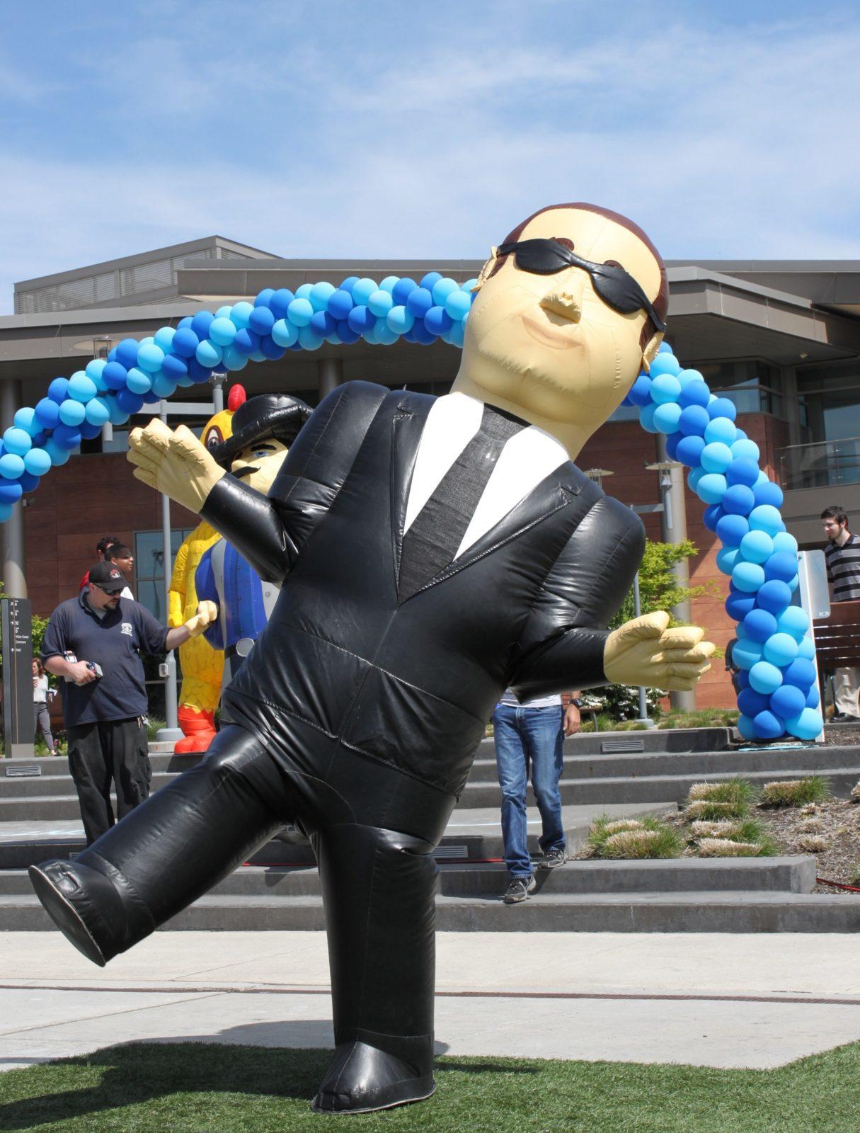 Inflatable Mascot Characters