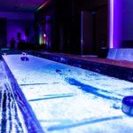 9′ LED Shuffleboard