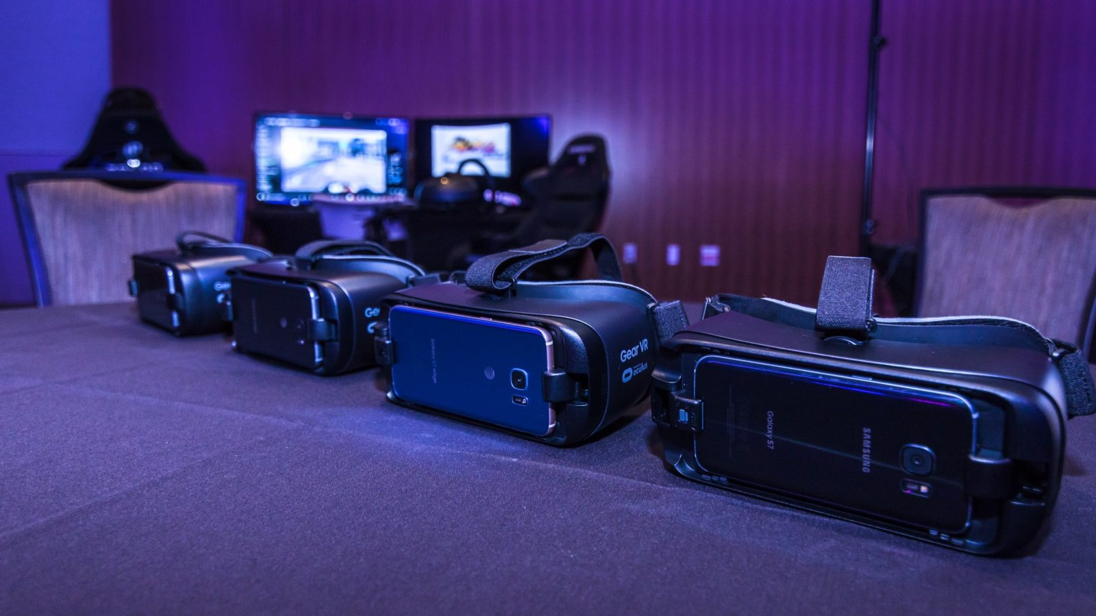 Oculus Go VR Stations