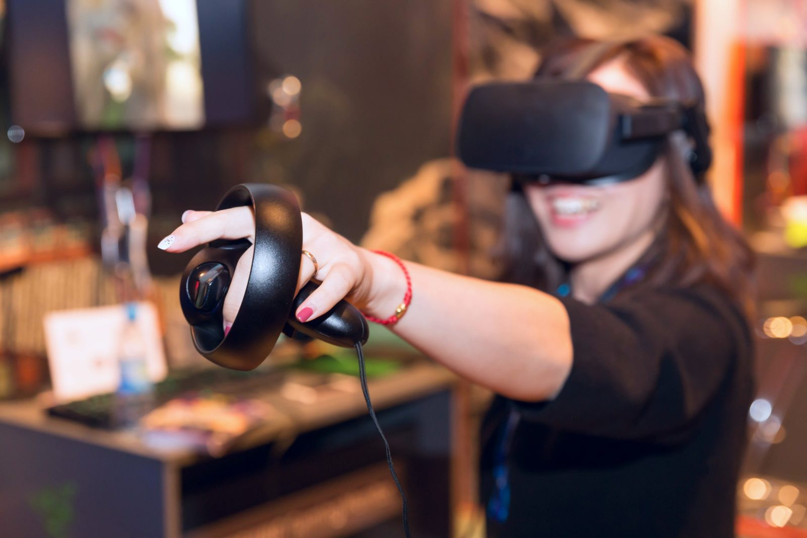Oculus Touch VR Stations