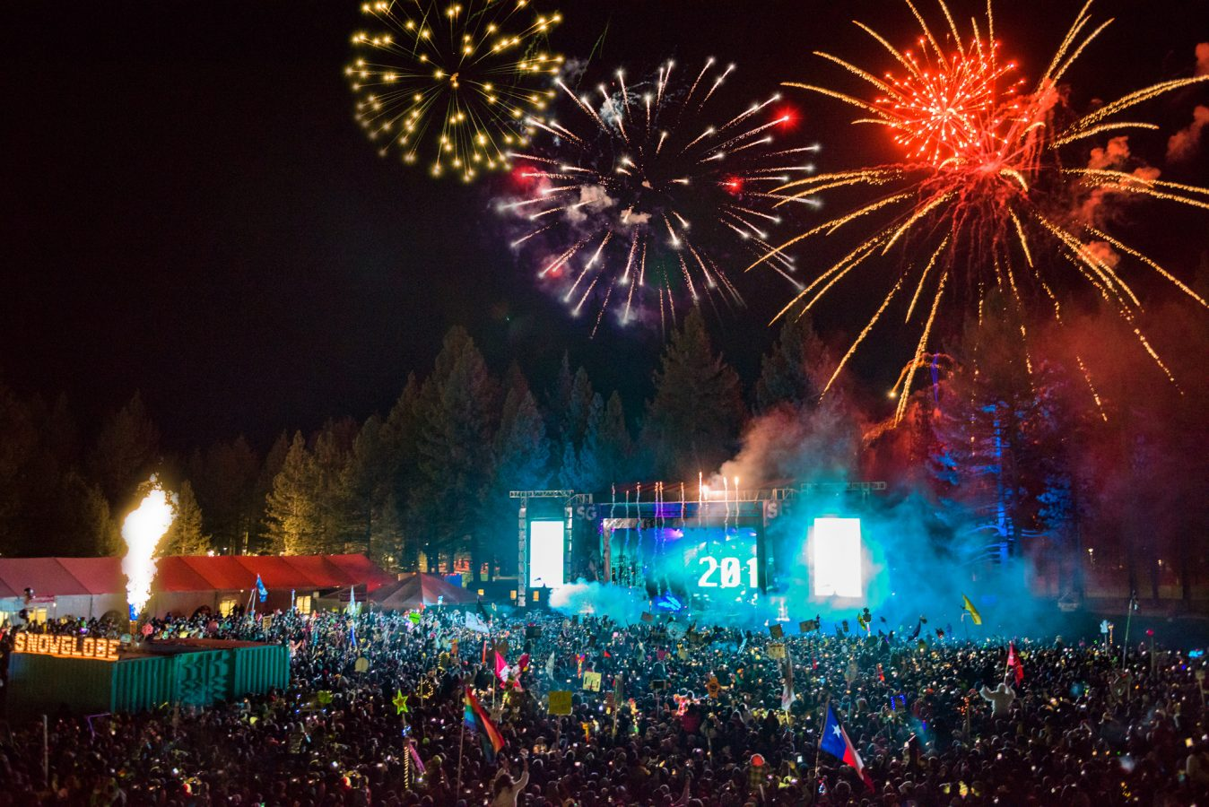 Snow Globe Music Festival