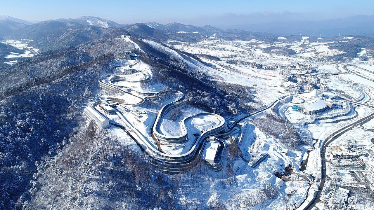 pyeongchang olympic track