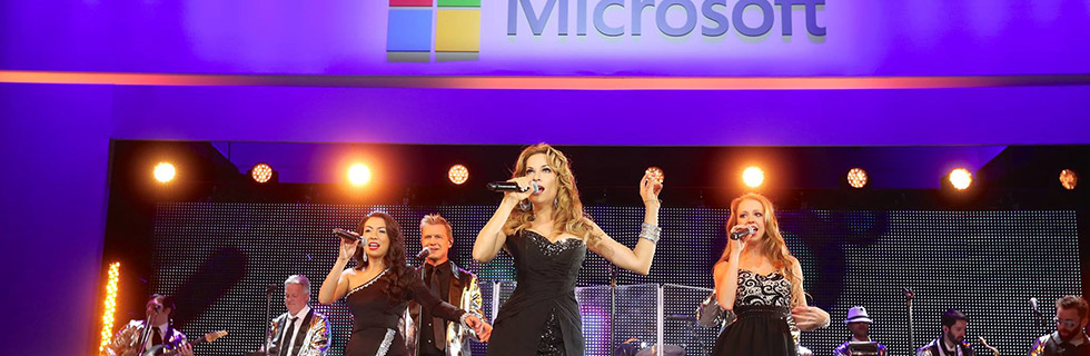 microsoft party performance