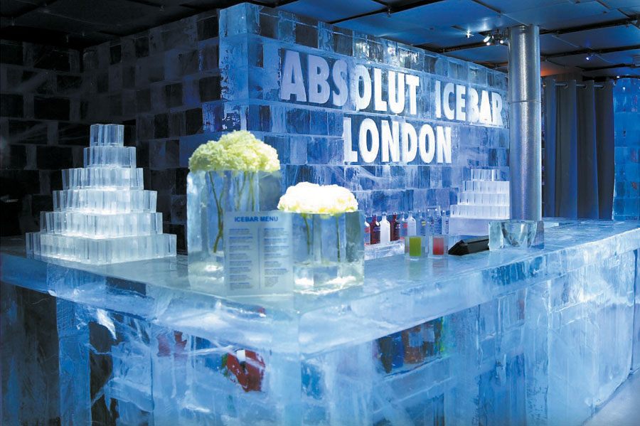 olympic ice bar