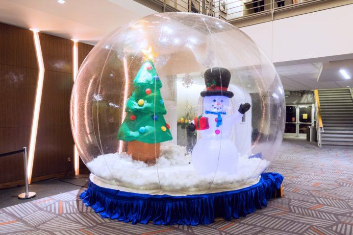 Snow Globe Rental