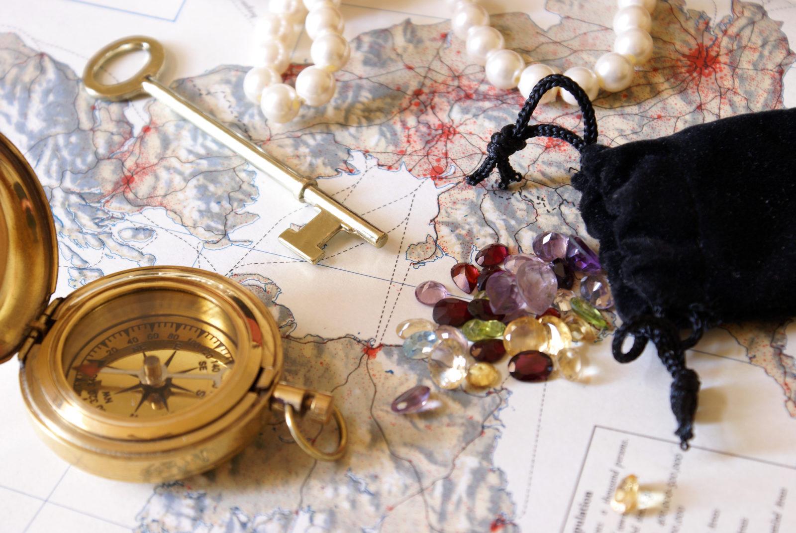 Treasure Hunt Items
