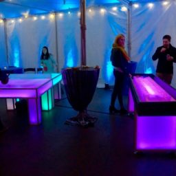 Glow Gaming Lounge Experience