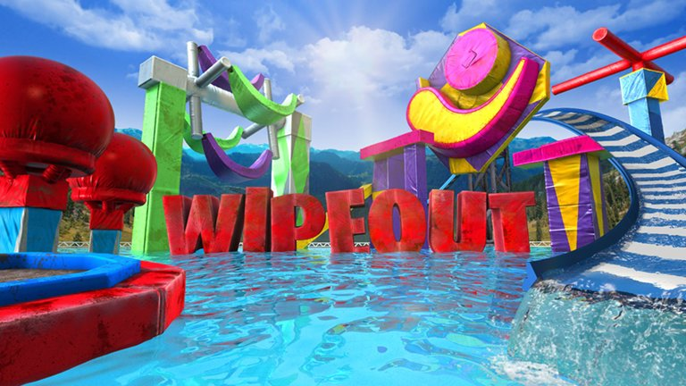 Creative Event Themes: Wipeout