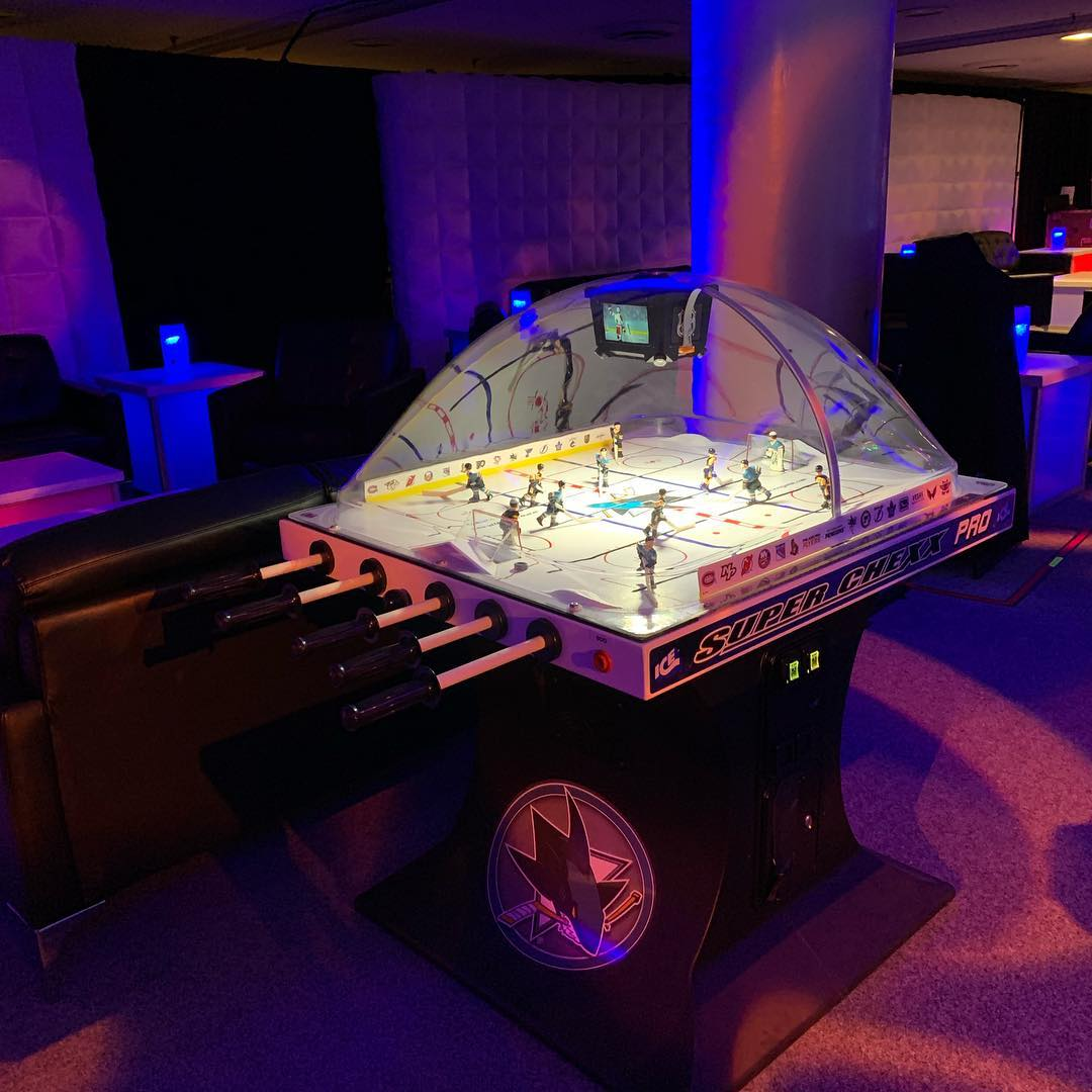 gaming lounge services