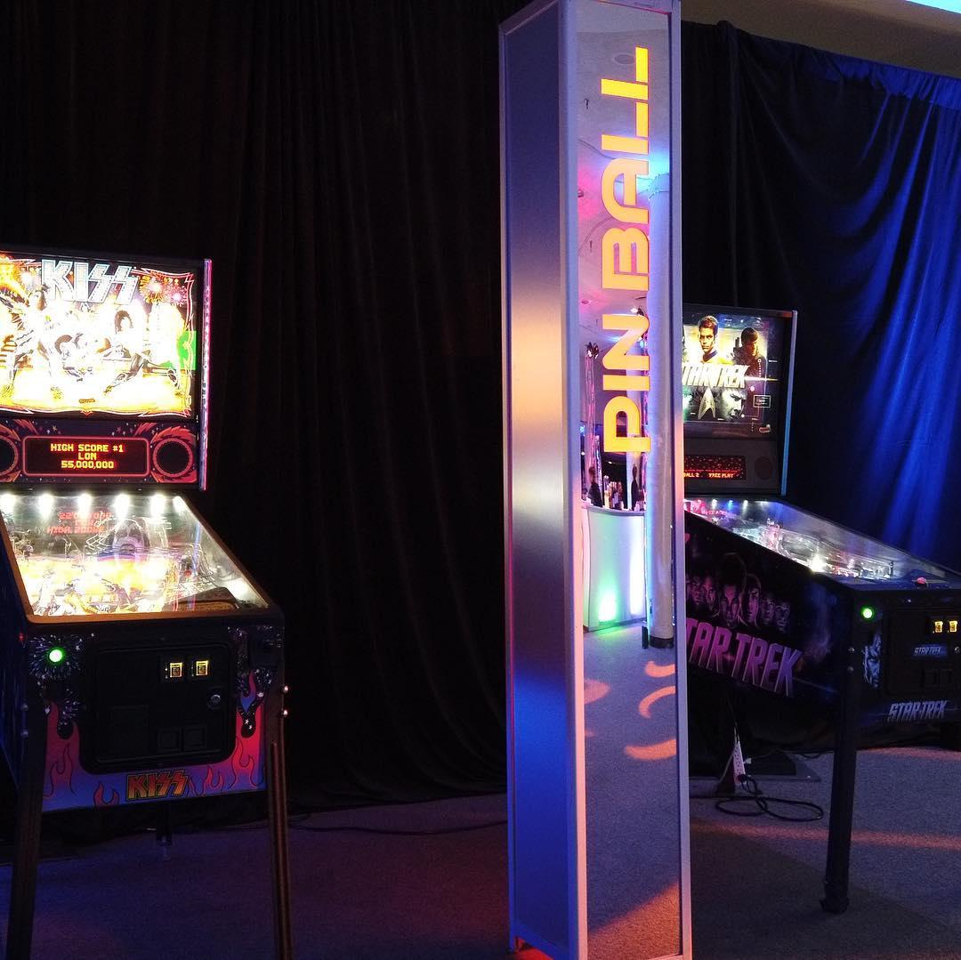 rental arcade services