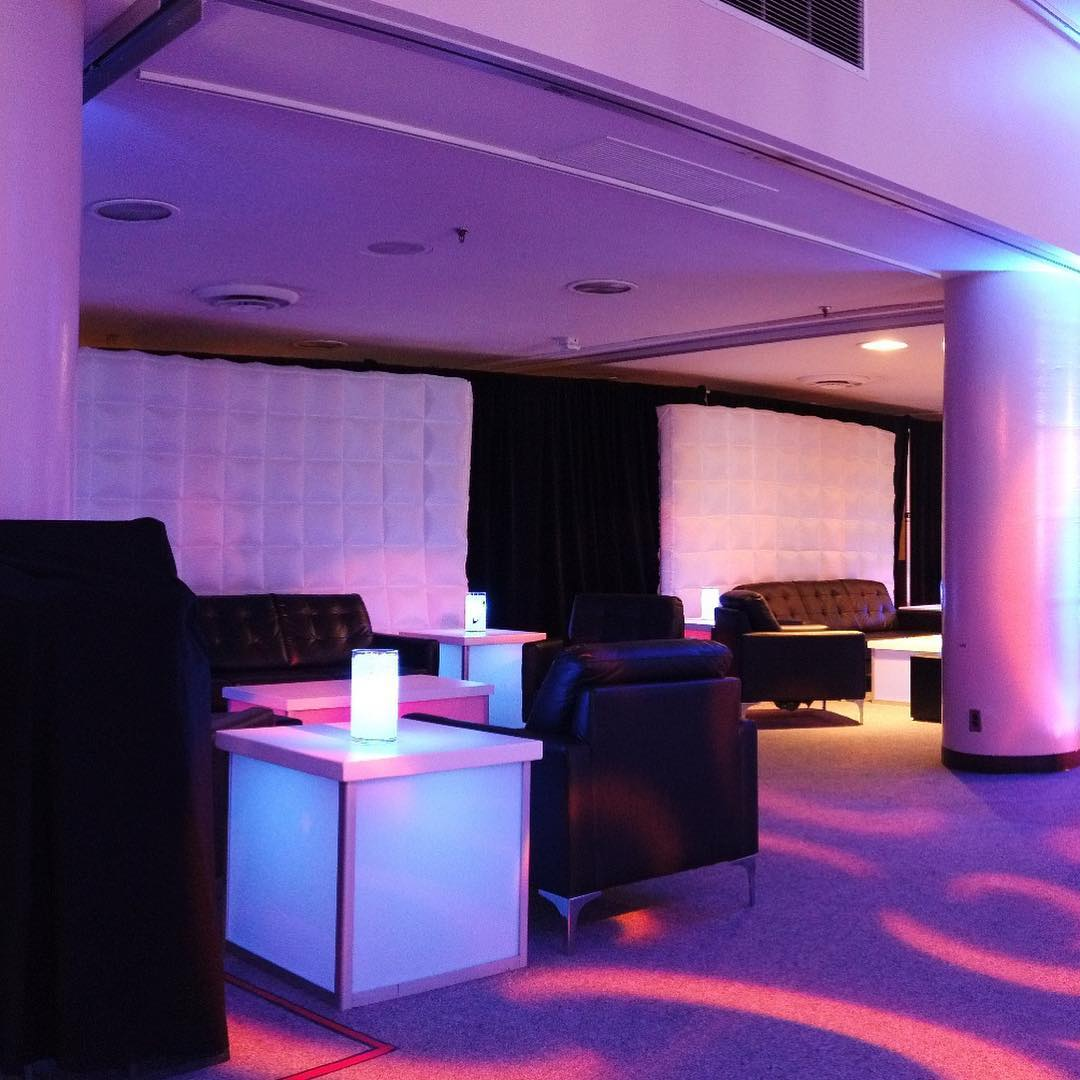 gaming lounge decor services