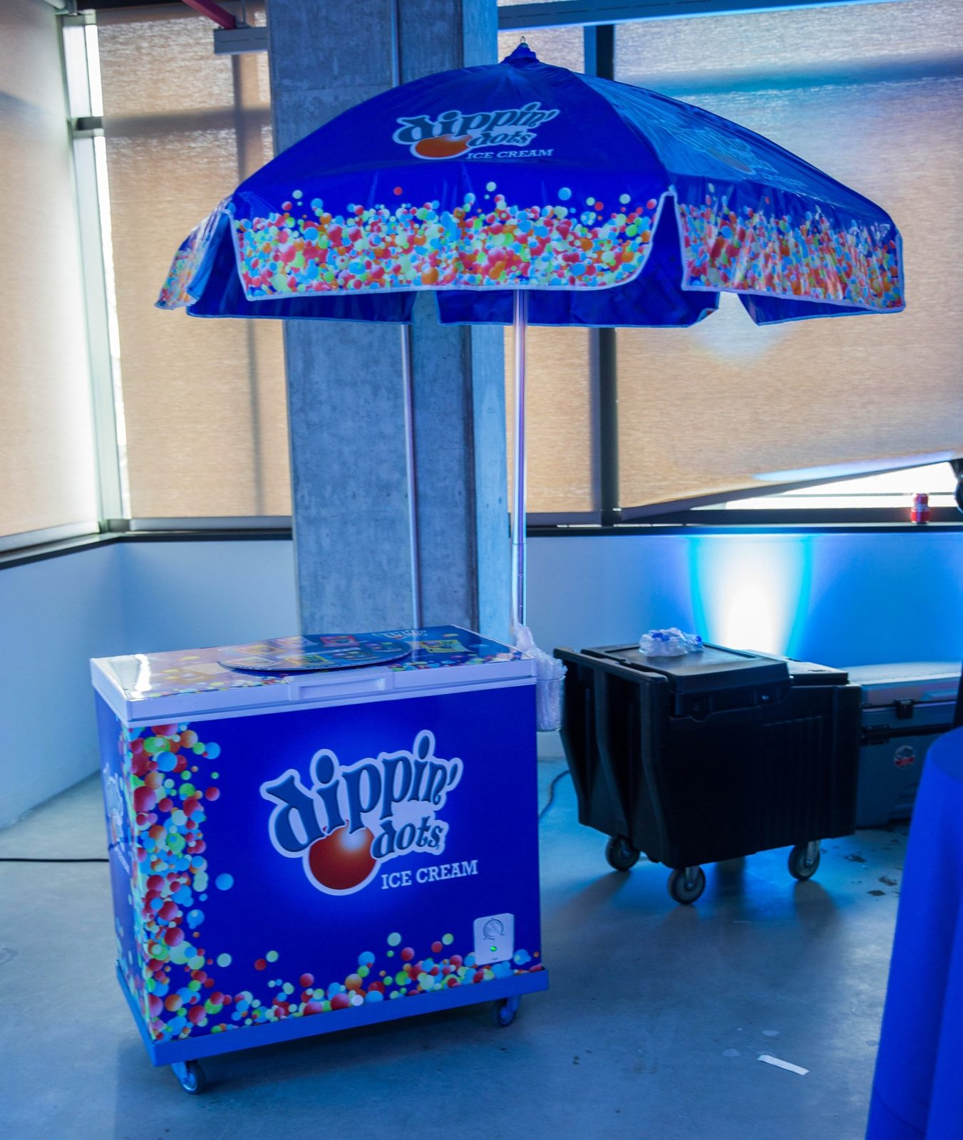 Dippin' Dots Station