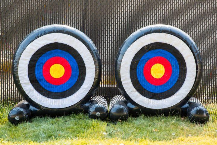 Archery Tag Bullseye