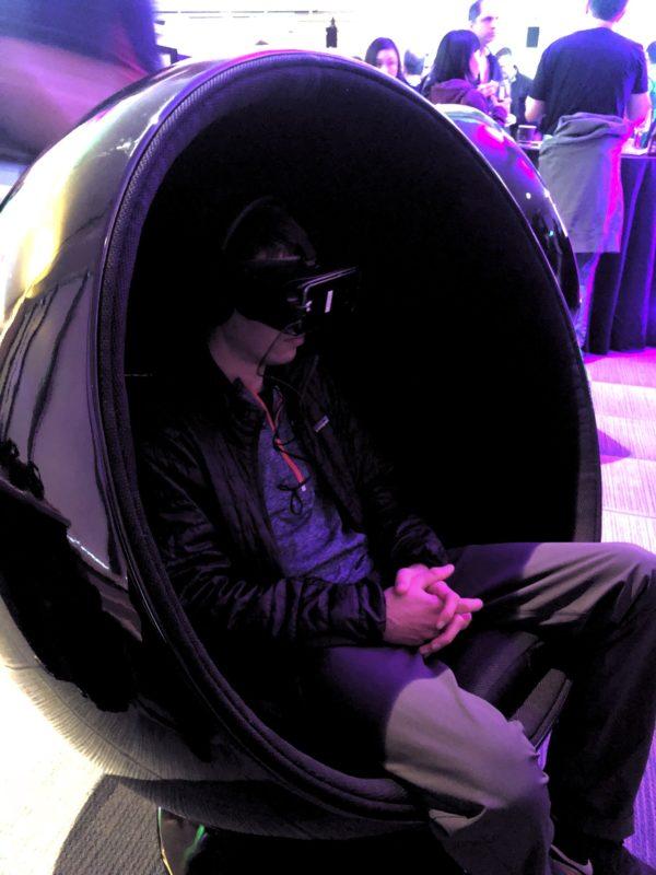 modern gaming chair rental