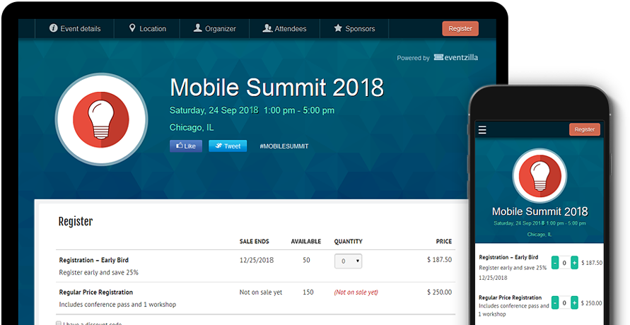 Event Registration Software