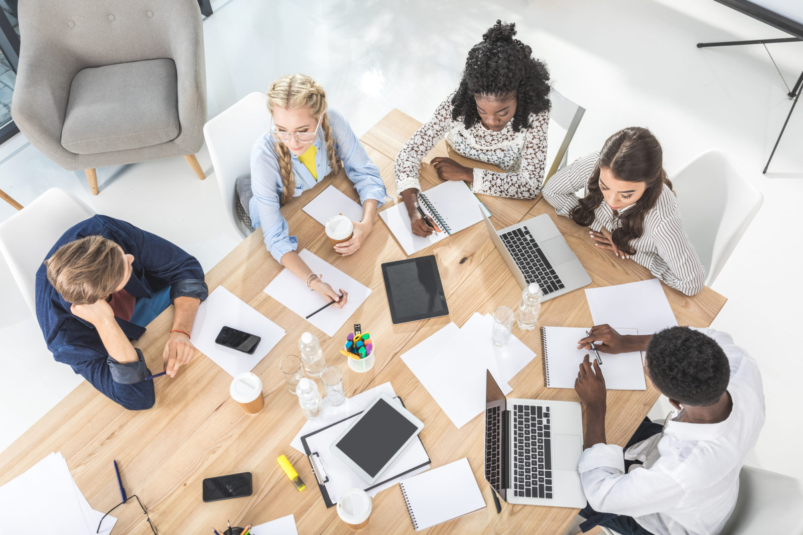 company team meeting