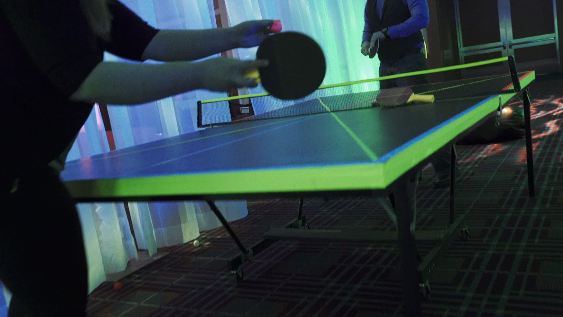 Ping Pong Table Rental National Event Pros