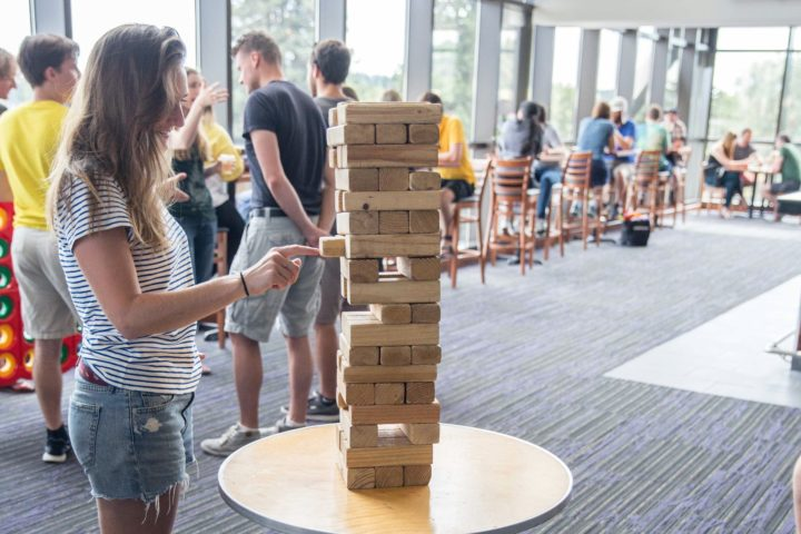 giant jenga party rental