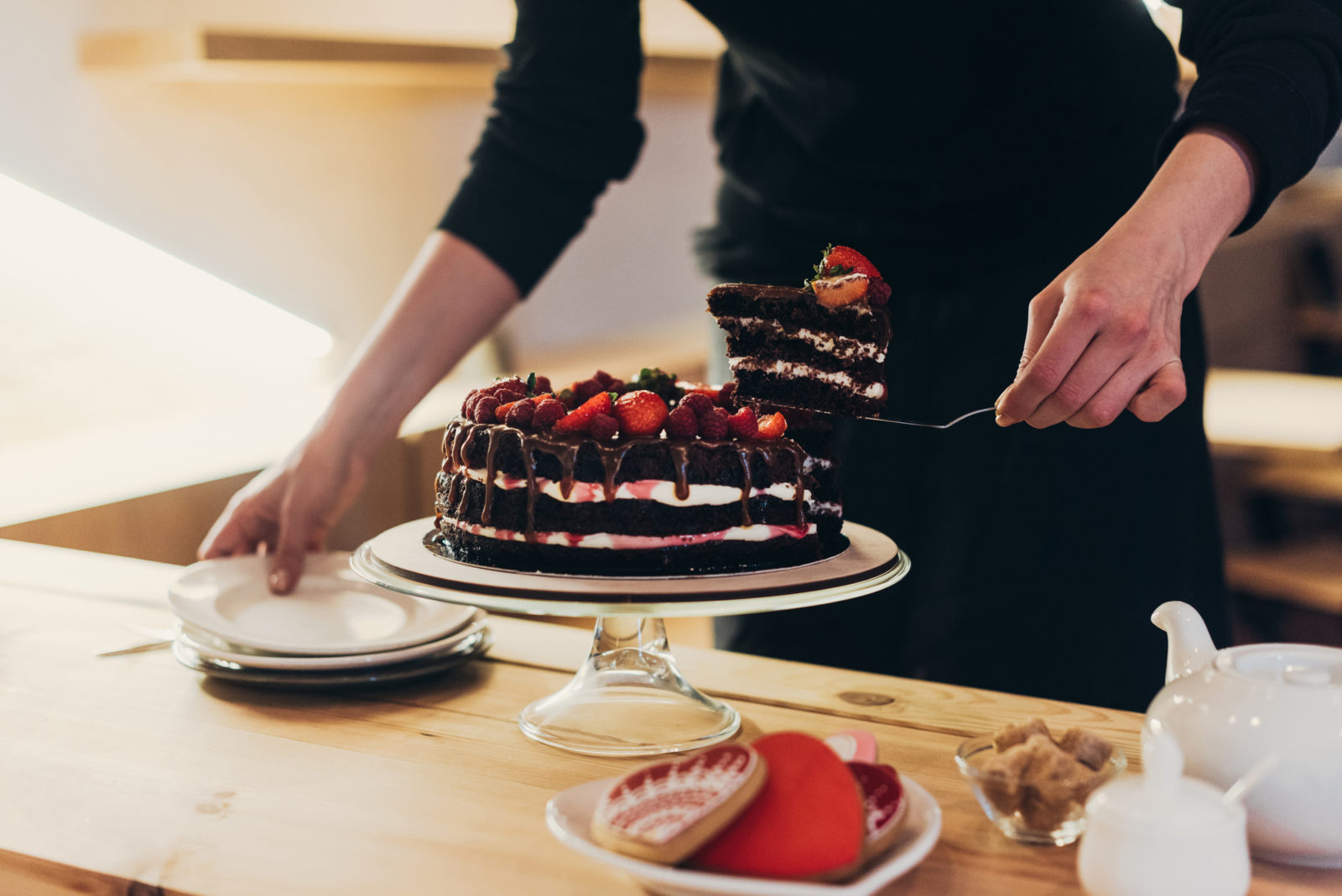 Cake Decorating Event