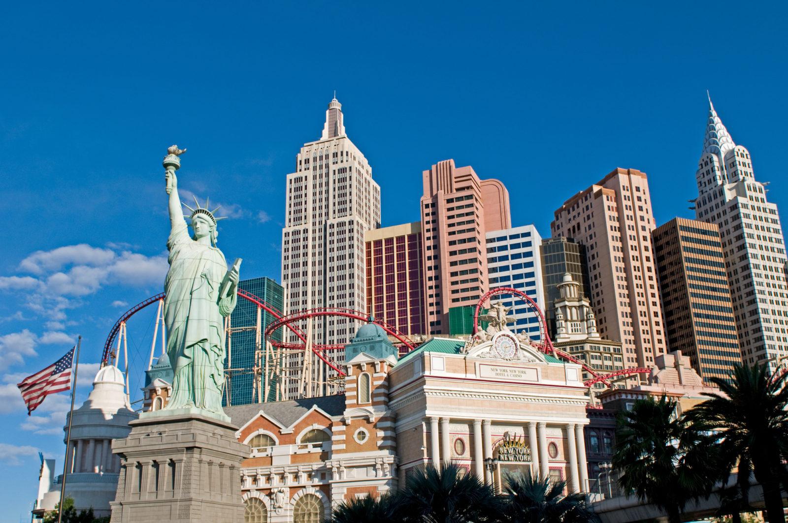alternate reality at Las Vegas