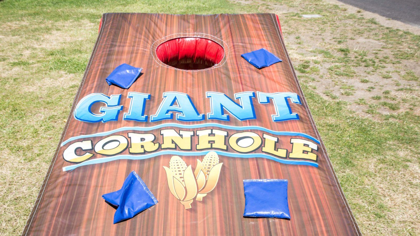 Giant Cornhole