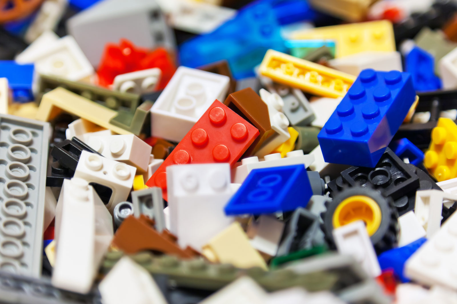 Creative Event Themes: Lego Extravaganza