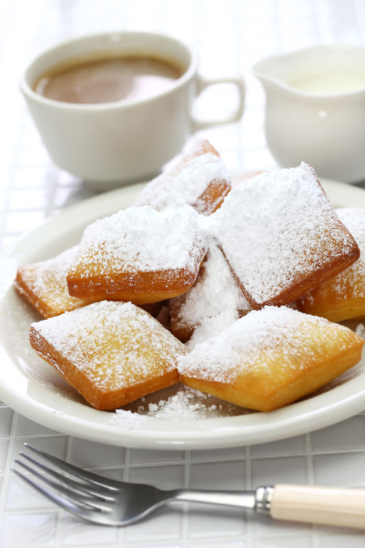 jazz club pastries