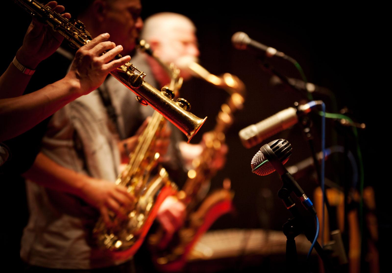 Creative Event Themes: Jazz Club