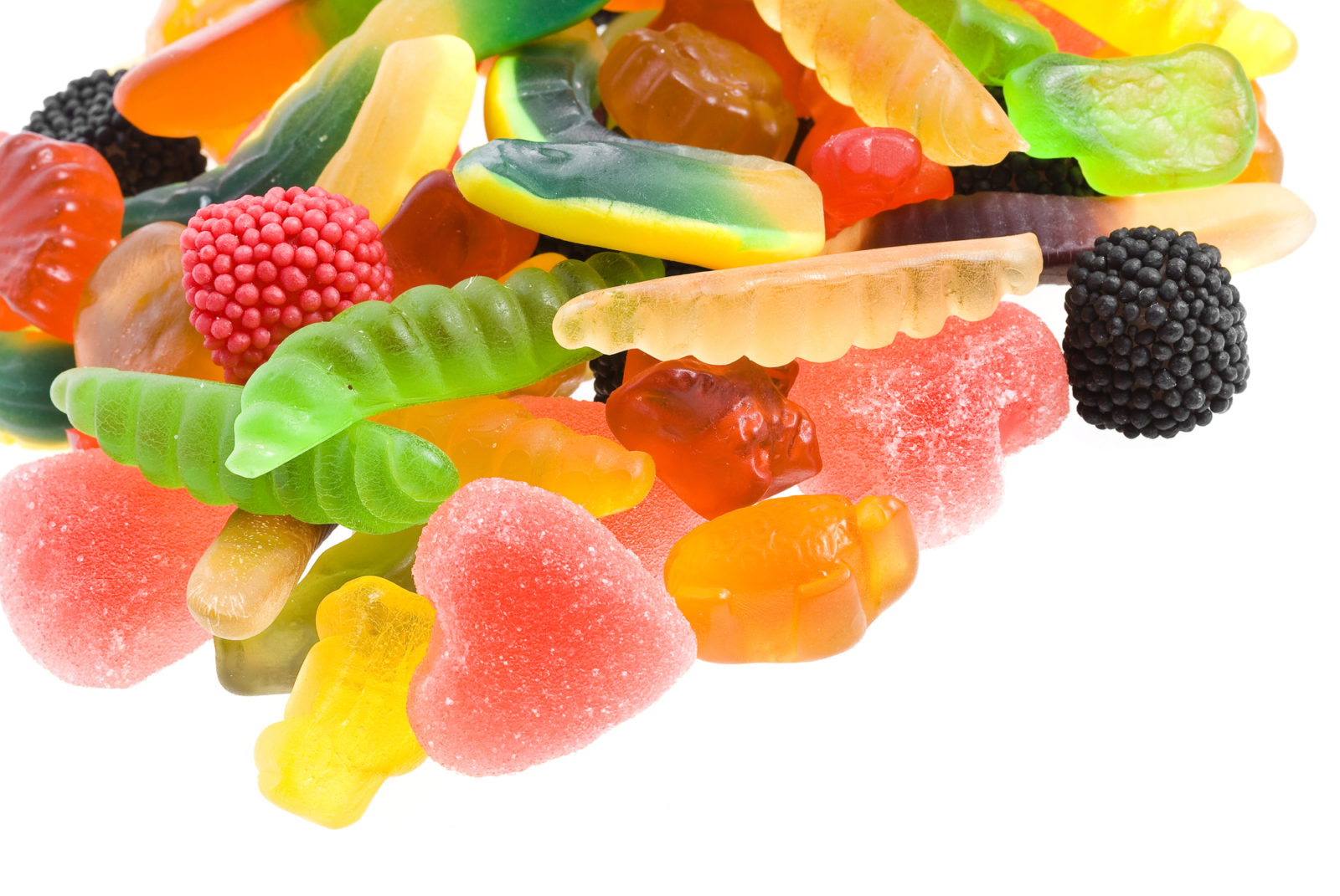 nineties gummy candies