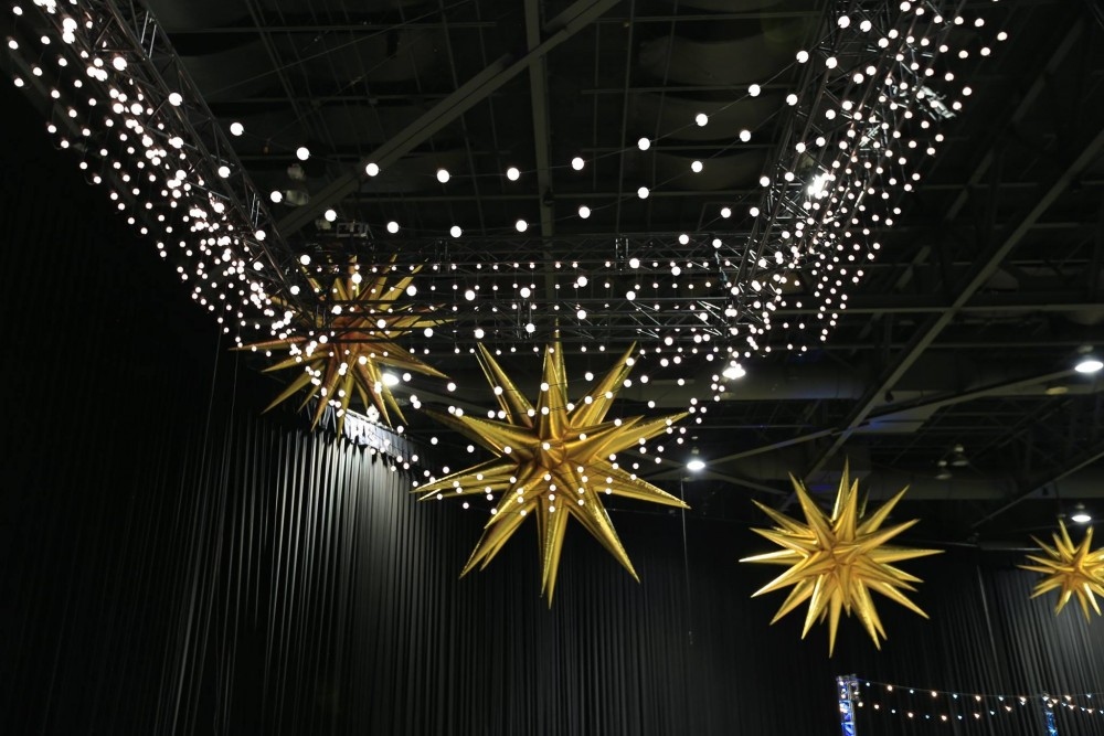 Star Air Sculptures