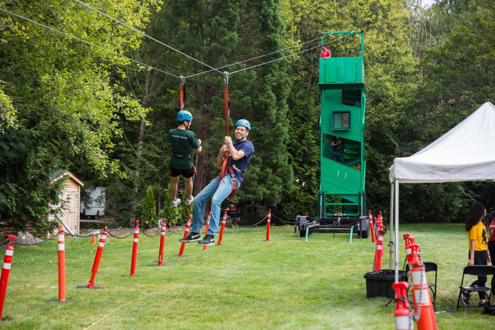 giant zipline