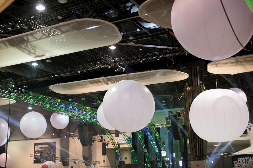 Sphere Air Sculptures