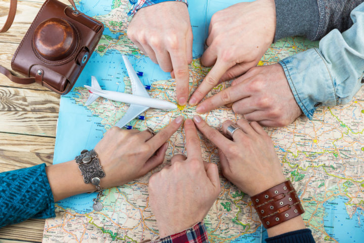 Selecting a Convention Destination