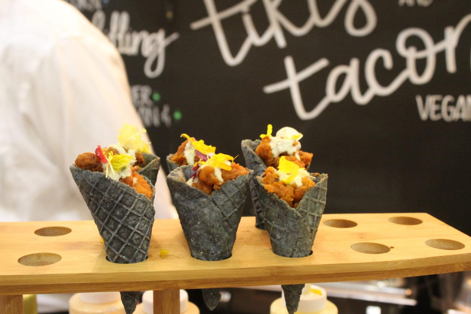 appetizers cones