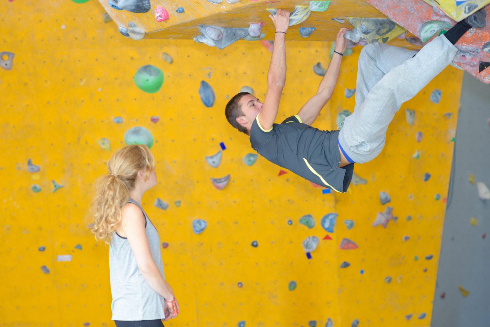 Chicago rock climbing rentals
