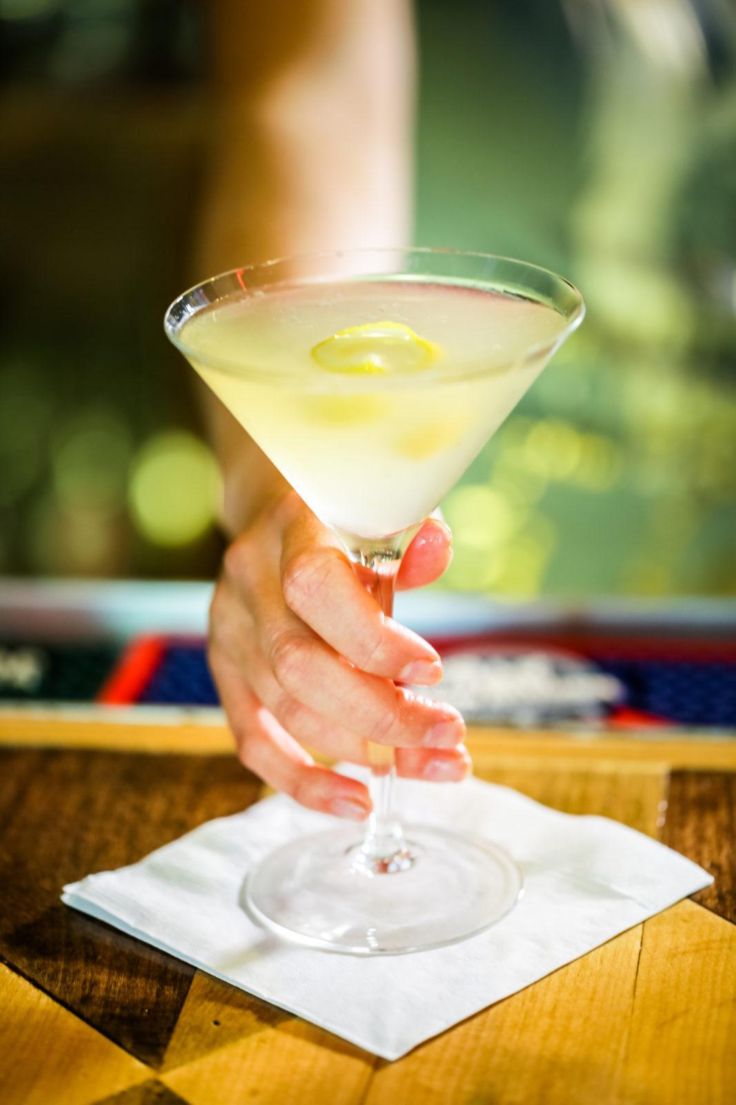 james bond cocktail