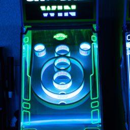 Glow Skee Ball
