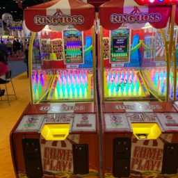 Ring Toss Arcade Game
