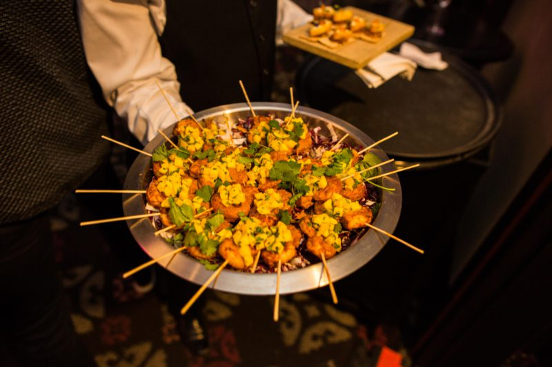 special event appetizers