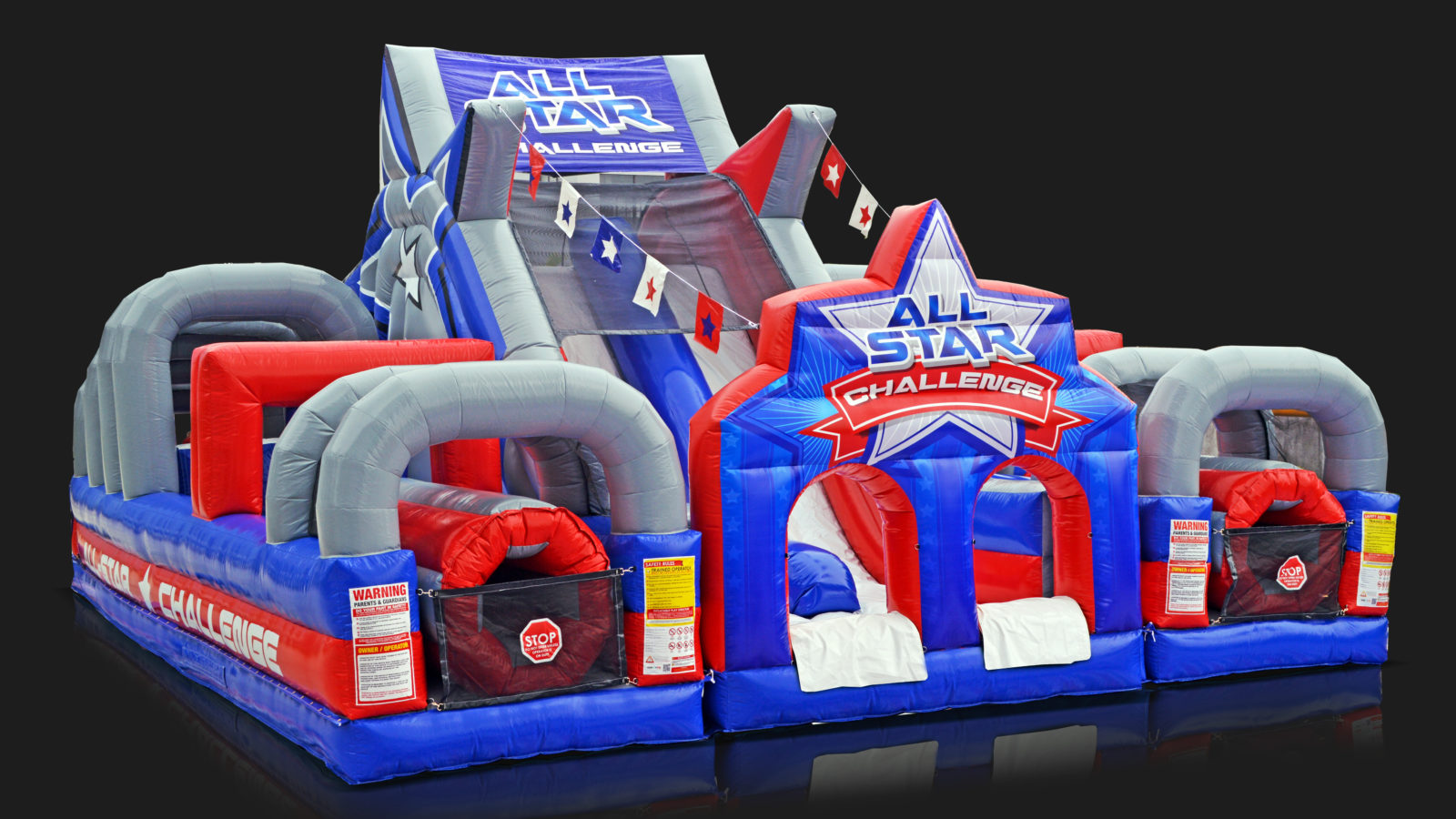 All-Star Challenge Obstacle Course
