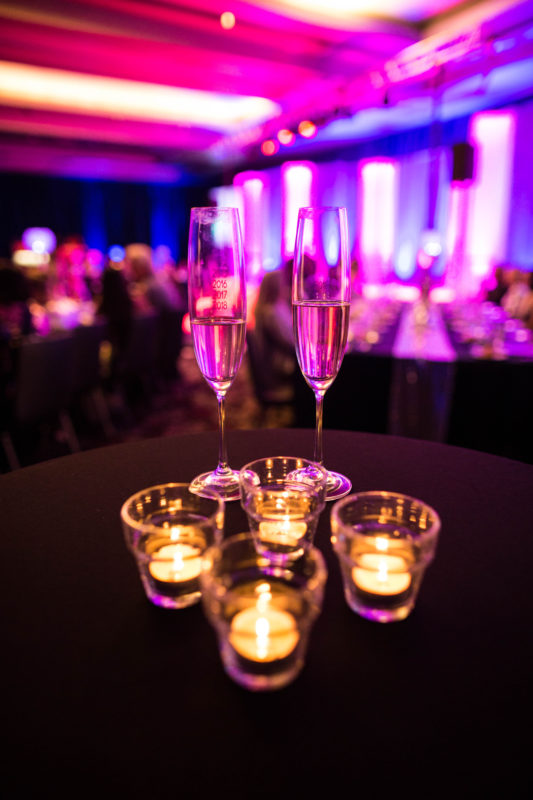 champagne special event services